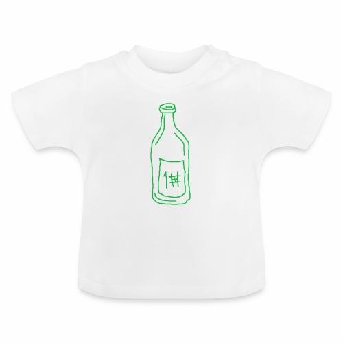 Alkoholi - Vauvan t-paita