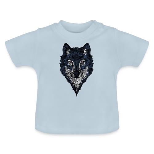 Ulv - Baby-T-skjorte