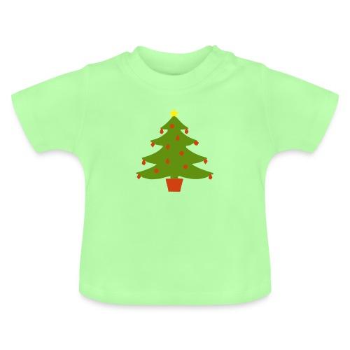 Christmas Tree - Baby T-Shirt