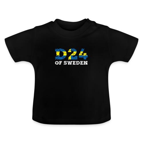 D24OFSWEDEN - Baby-T-shirt