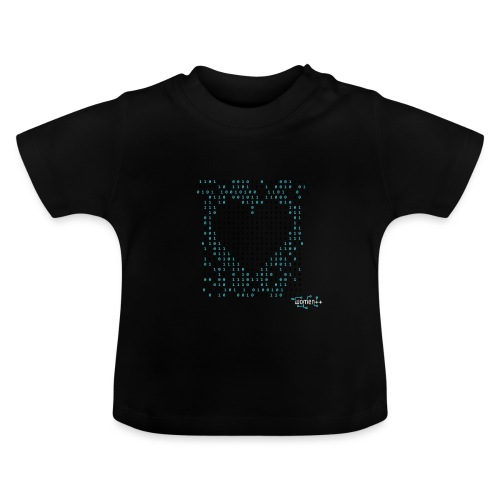 Binary love - T-shirt Bébé
