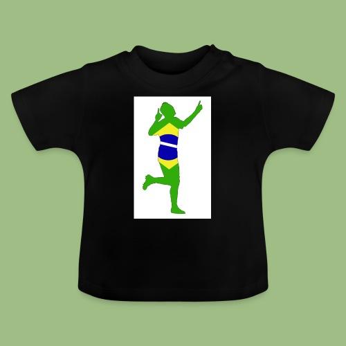 Neymár Brazil - Baby-T-shirt