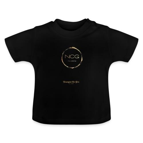 Norwegian Car Girls - Baby-T-skjorte