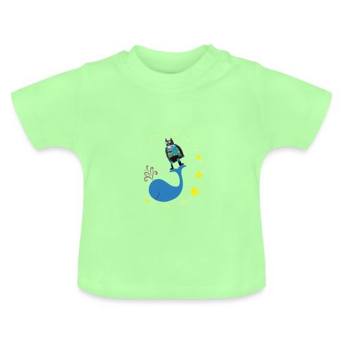 Super baleine - T-shirt Bébé