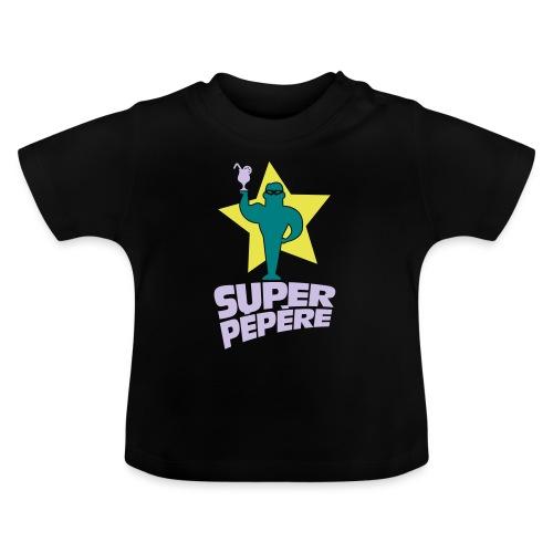 SUPER PÉPÈRE - T-shirt Bébé