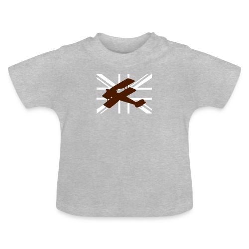 ukflagsmlWhite - Baby T-Shirt