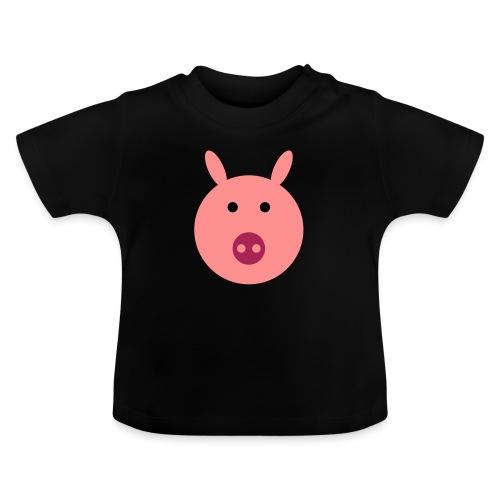 Schweinchen Oink - Baby T-Shirt