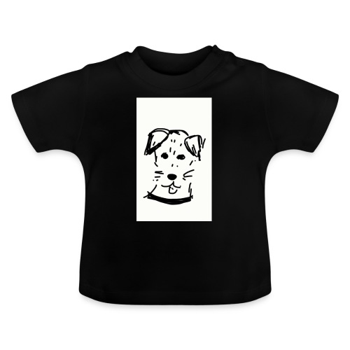 piesek - Koszulka niemowlęca
