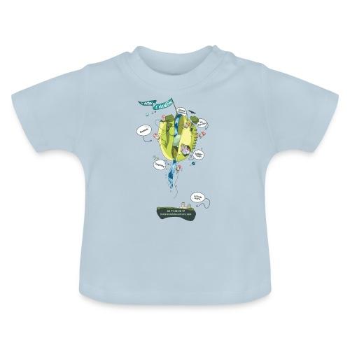 T-shirt Maison de L'aventure - T-shirt Bébé