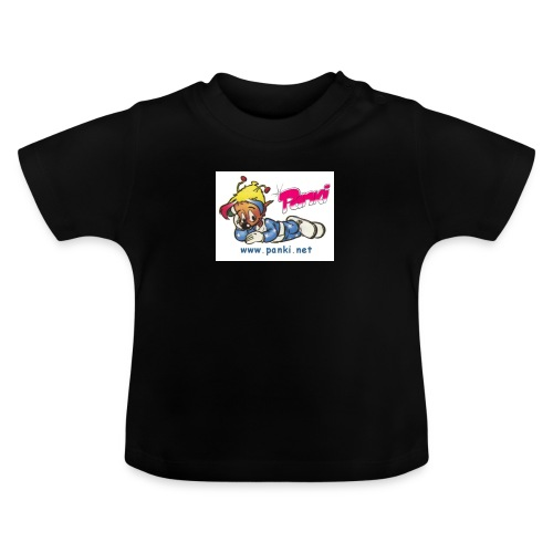 panki sticker neu - Baby T-Shirt