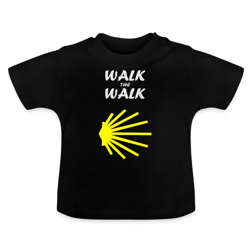 Walk the Walk - Camino de Santiago - Baby T-shirt