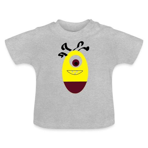 Gult æg - Baby T-shirt