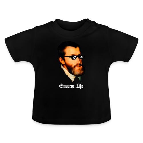 Carlos I y V de Alemania (Emperor Life) - Camiseta bebé
