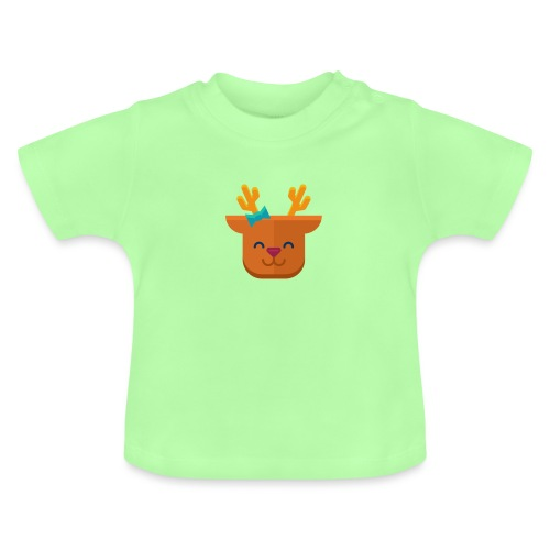 When Deers Smile by EmilyLife® - Baby T-Shirt