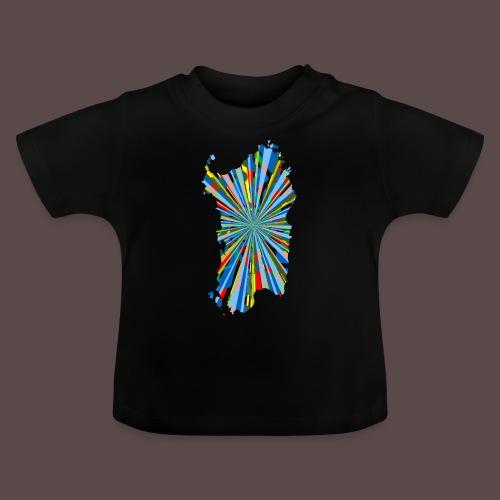 Sardegna Esplosione di Colori - Maglietta per neonato