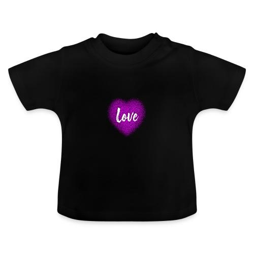 Love - T-shirt Bébé
