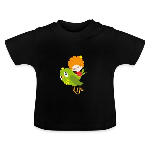 Nando flying - Baby T-Shirt