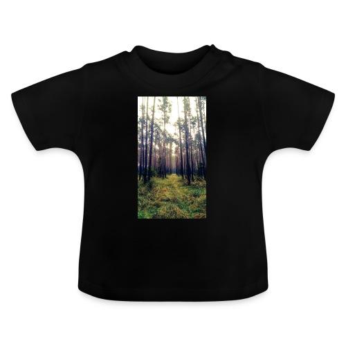 Las we mgle - Koszulka niemowlęca