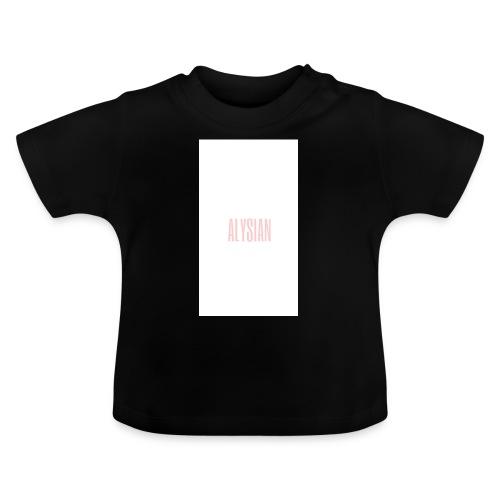 ALYSIAN LOGO - Maglietta per neonato