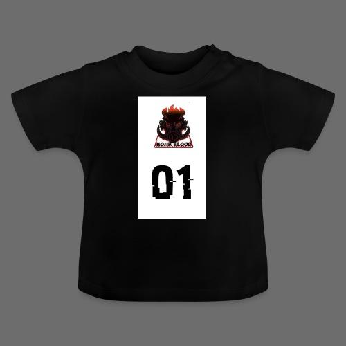 Boar blood 01 - Koszulka niemowlęca