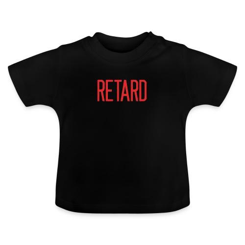 Retard Klær - Baby-T-skjorte