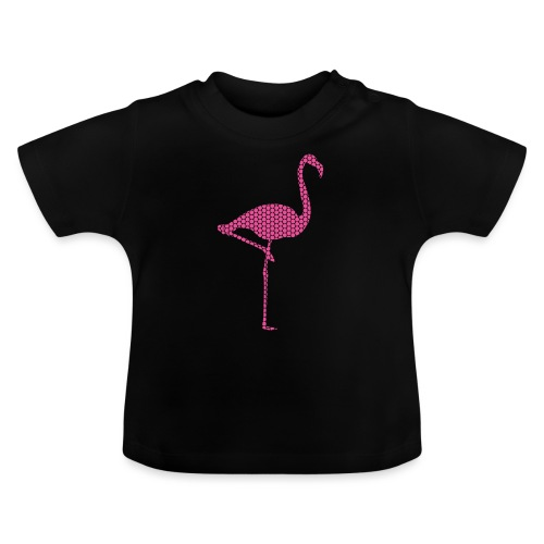 Flamingo Pink - Baby T-Shirt