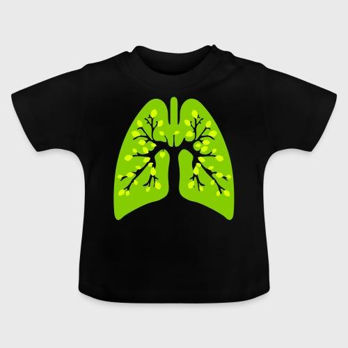 Poumon vert - T-shirt Bébé
