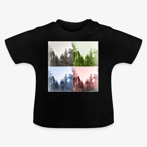 Torppa - Vauvan t-paita