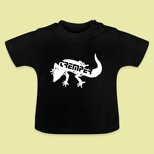 tremper_gecko_logo_einfach - Baby T-Shirt
