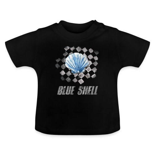 BLUE SHELL WINTER EDITION - Baby T-Shirt