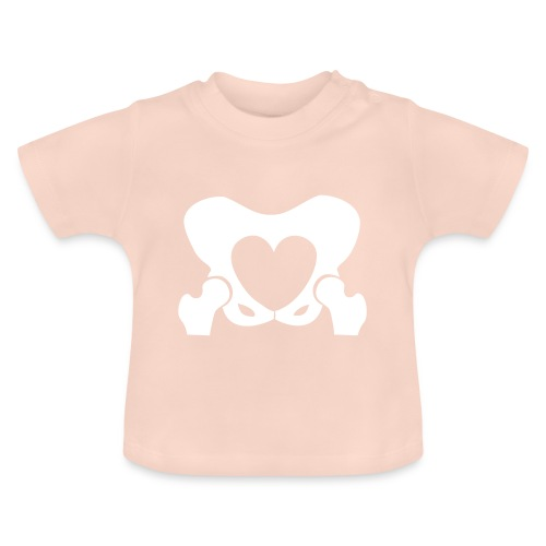 Love Your Hips Logo - Baby T-Shirt