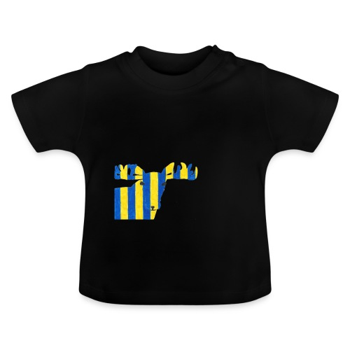 Elch 3 - Baby T-Shirt