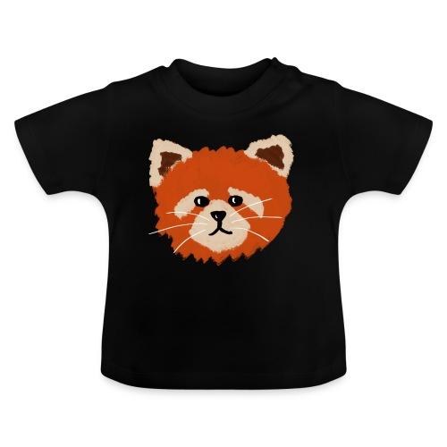 Amanda the red panda - Baby T-Shirt