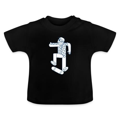 skater - T-shirt Bébé