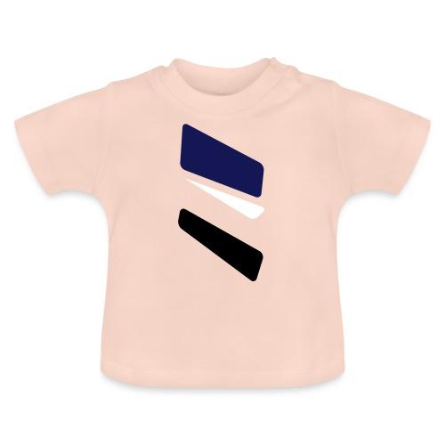 3 strikes triangle - Baby T-Shirt