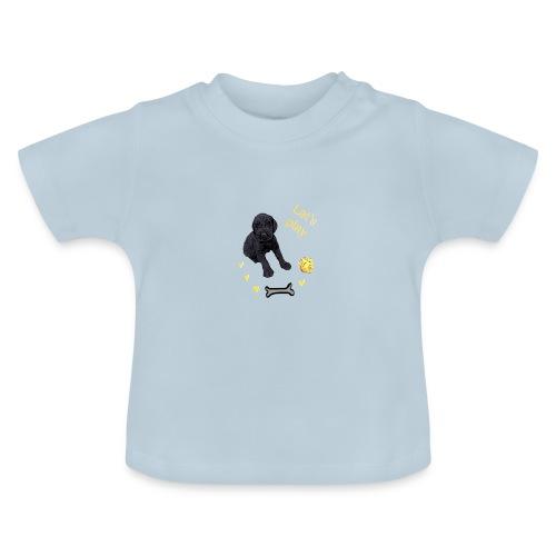 Giant Schnauzer puppy - Baby T-Shirt