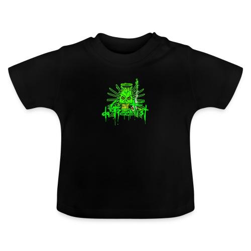 GFSkullOnlyColorShirt - Baby T-Shirt