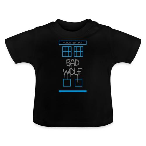 Doctor Who Bad Wolf - Maglietta per neonato