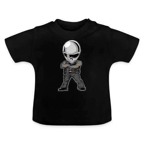 Böser Streetfighter - Baby T-Shirt