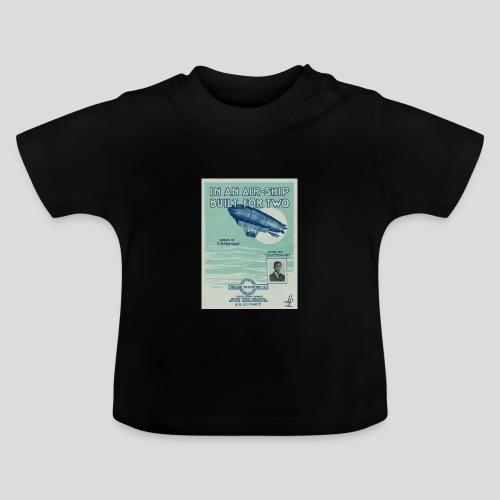 air ship 1 jpg - T-shirt Bébé