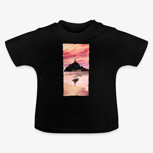 Mont St Michel - Baby T-Shirt