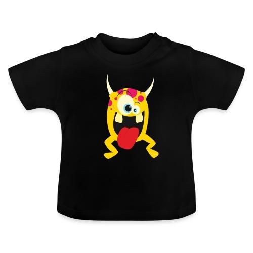 Monster Yellow - Baby T-shirt