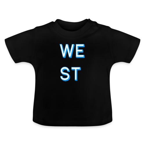 WEST LOGO - Maglietta per neonato