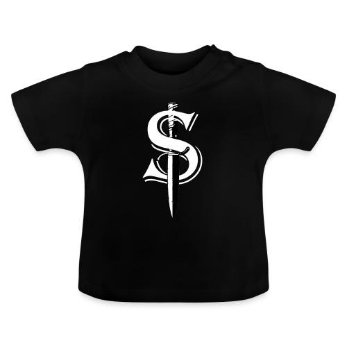 White Dagger S - Maglietta per neonato
