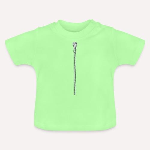Zipper print - Baby T-Shirt