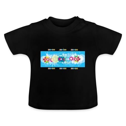 melange color - T-shirt Bébé