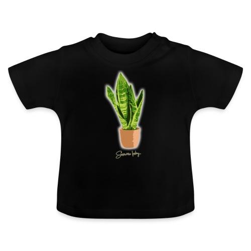 sanseveria fanboy - Baby T-shirt
