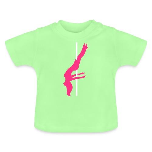 Pole Dance Pole Dancing - Maglietta per neonato