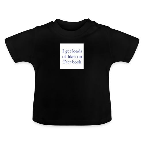 Facebook likes - Baby T-Shirt