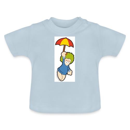lemming parapluie - T-shirt Bébé
